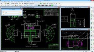 2次元CAD設計