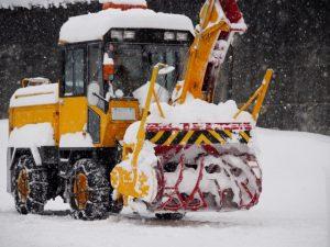 除雪の様子